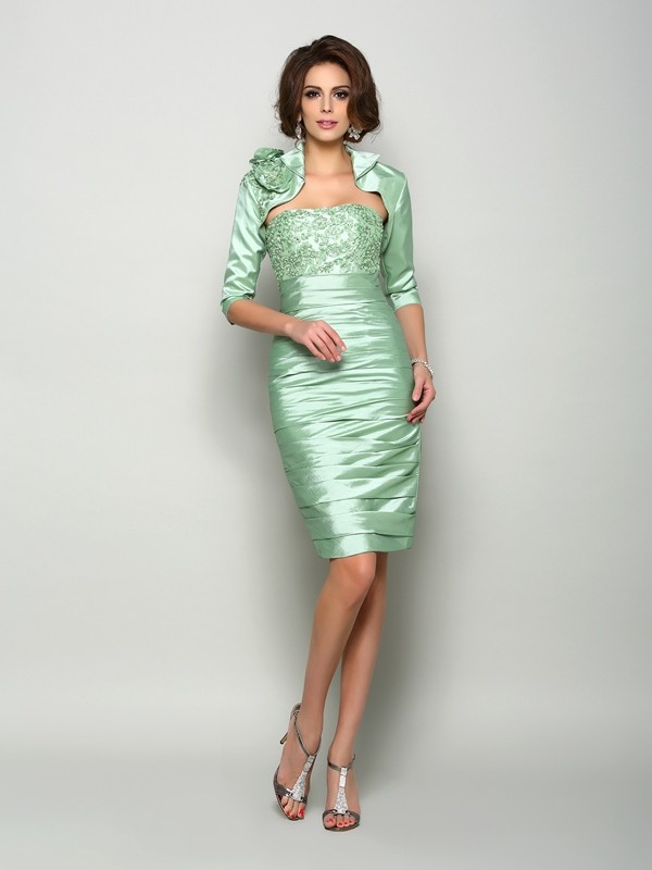 Taft 1/2 Ärmel Special Occasion Fashion Wrap