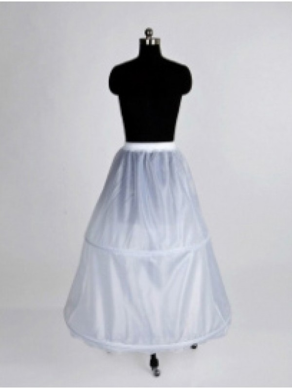 Nylon Floor-length Wedding Petticoats